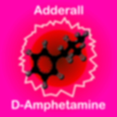 Adderral - D-Amphetamine