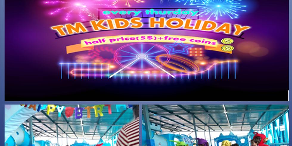 TM-KIDS HOLIDAY
