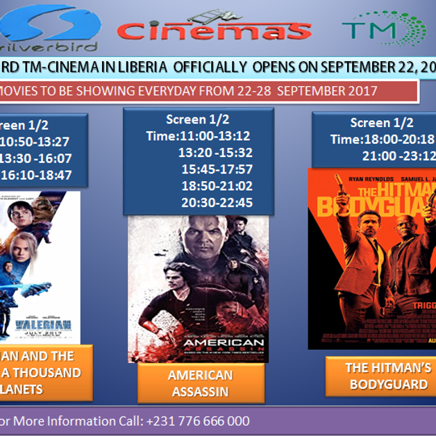 Official Opening Of silverbird TM-Cinema