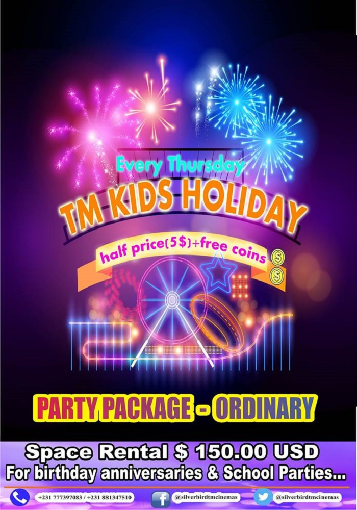 TM KIDS HOLIDAY
