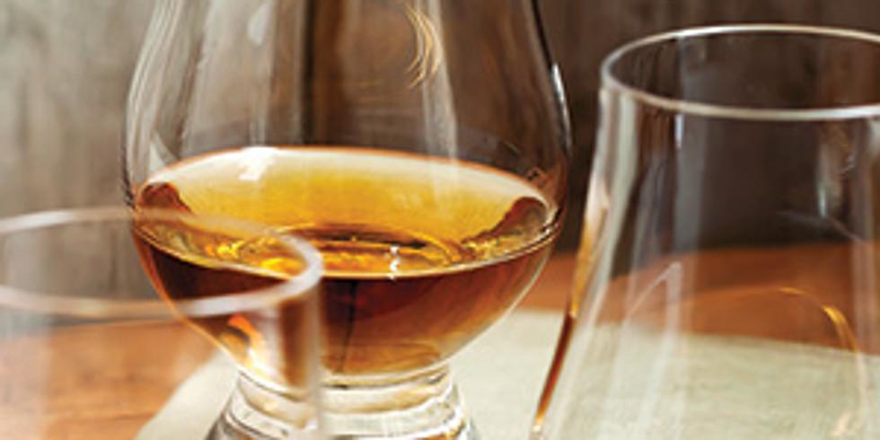 WLUSA Irish Whiskey vs. Scotch Whisky Tasting