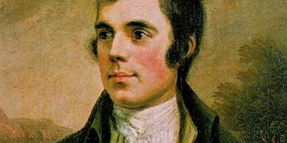 Robert Burns Supper