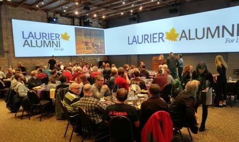 Laurier Alumni Tasting 2017