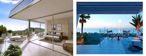 appartement,costa,del,sol,3 chambres,piscine,vue,mer,a-investimmo.com