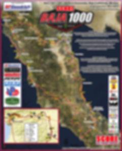 parcours,resume en images,baja 1000,www.rallyeraidpassion.com