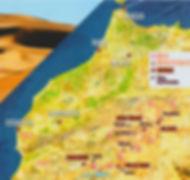 aicha les gazelles,parcours,étapes,www.rallyeraidpassion.com