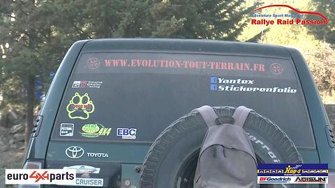 evolution tout terrain club,toulouse,blagnac,www.rallyeraidpassion.com