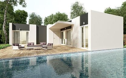 casa,moderno,ecologica