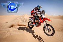 Baja moto FIM,rallyraidpassion.com
