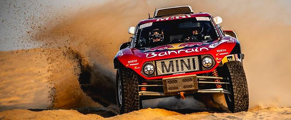 carlos,sainz,mini,xraid,dakar