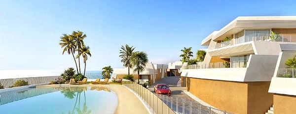 maison,costa,del,sol,3 chambres,piscine,vue,mer,a-investimmo.com