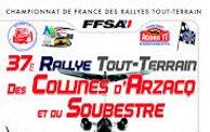 37ème,rallye tt,collines d arzac et de soubestre,www.rallyeraidpassion.com