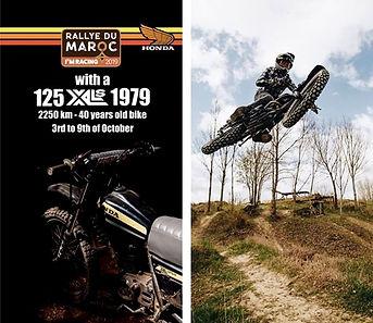 greg gilson,moto,honda,rallyeraidpassion.com