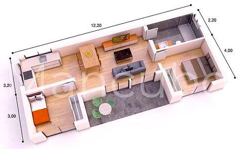bungalow,pas,cher,espagne,a investimmo.com