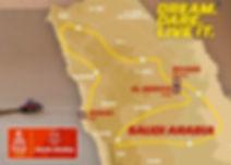dakar,2020,parcours,concurrents