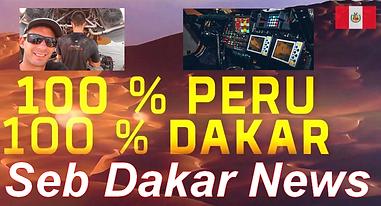 Dakar news,sebastien delaunay,moteur,peugeot dkr 3008,www.ralyeraidpassion.com