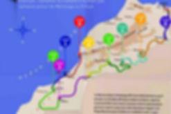 parcours,2019,morocco desert challenge,www.rallyeraidpassion.com