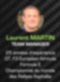 laurent martin,formule electrique,off road xp,team manager,www.rallyeraidpassion.com