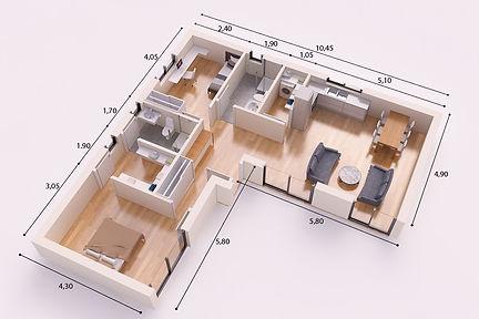 maison,architecte,100 m²,35000€