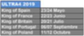 calendario,ultra4,europa,www.rallyeraidpassion.com