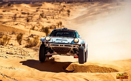 fenix,rally,tunisia