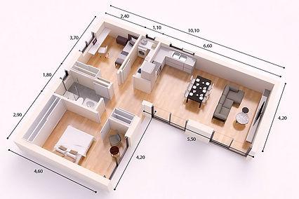 maison,architecte,29500€