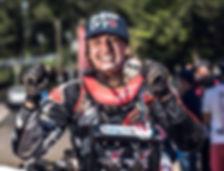 Margot llobera,moto,féminin,albert llovera,dakar rally,www.rallyeraidpassion.com