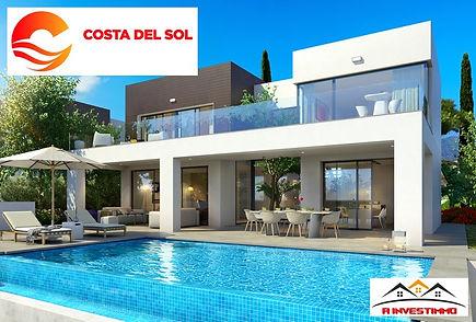 maison,Costa del Sol,espagne