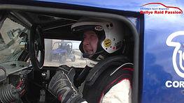 Franck cuisinier,pilote rallye tout terrain,www.rallyeraidpassion.com
