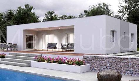 maison,moderne,ecologique