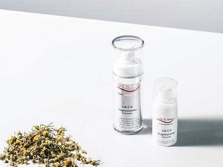 Augenpflege für trockene und empfindliche Haut
