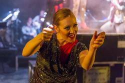 Danielle as Ensemble in Pippin