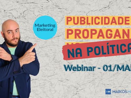 Cópia de Publicidade ou Propaganda na Política?