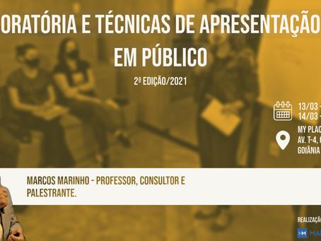 Oratória e Técnicas de Apresentação em Público (2ª edição)