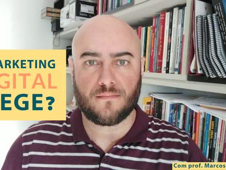 O Marketing Digital elege?
