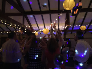 9 Tricks To Keep The Dance Floor Packed At Your Wedding