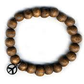 Bracelet de la Chance (perles de bois)