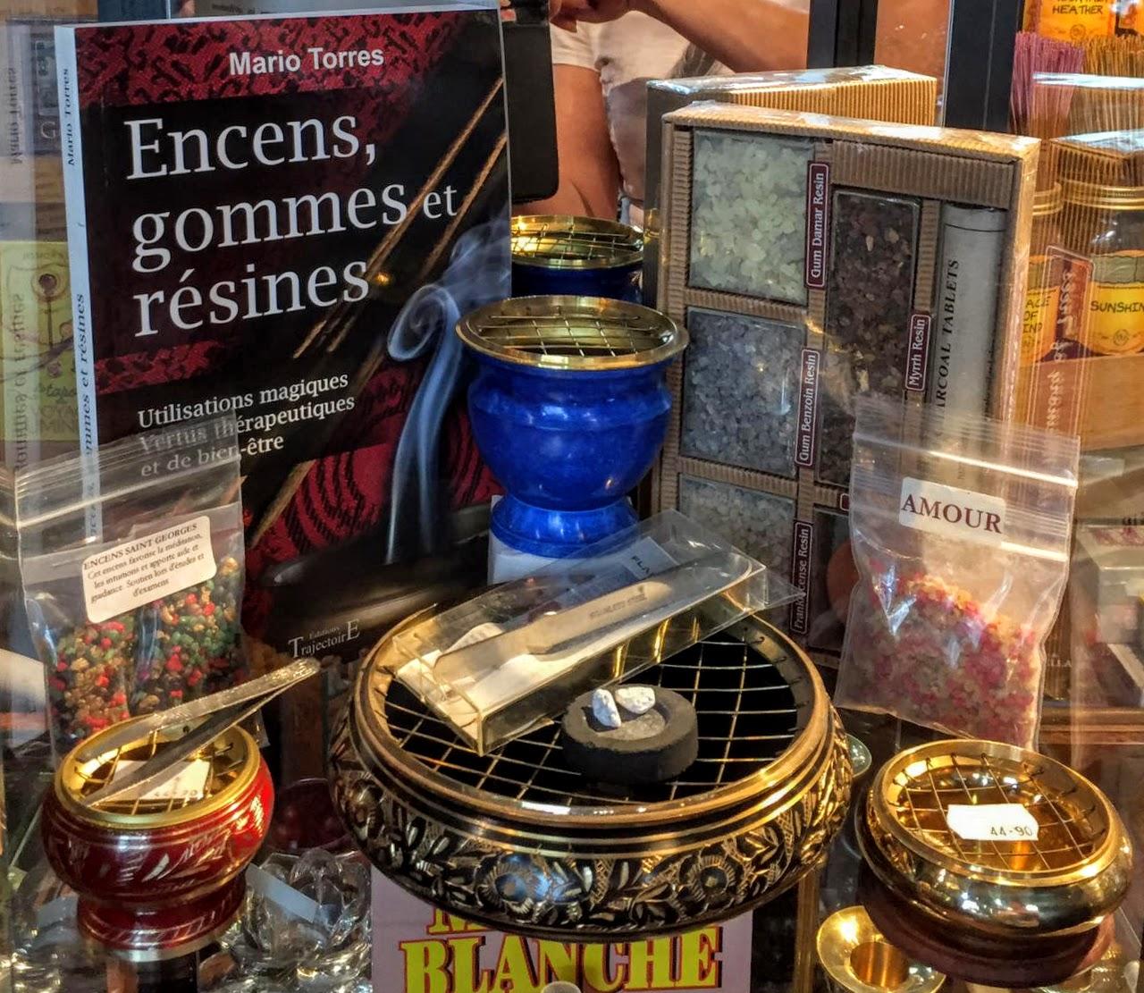 Encens & Herbes Mag.