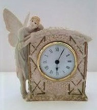"""Faeries By Holland Studio (Horloge de table """"Collector"""")"""