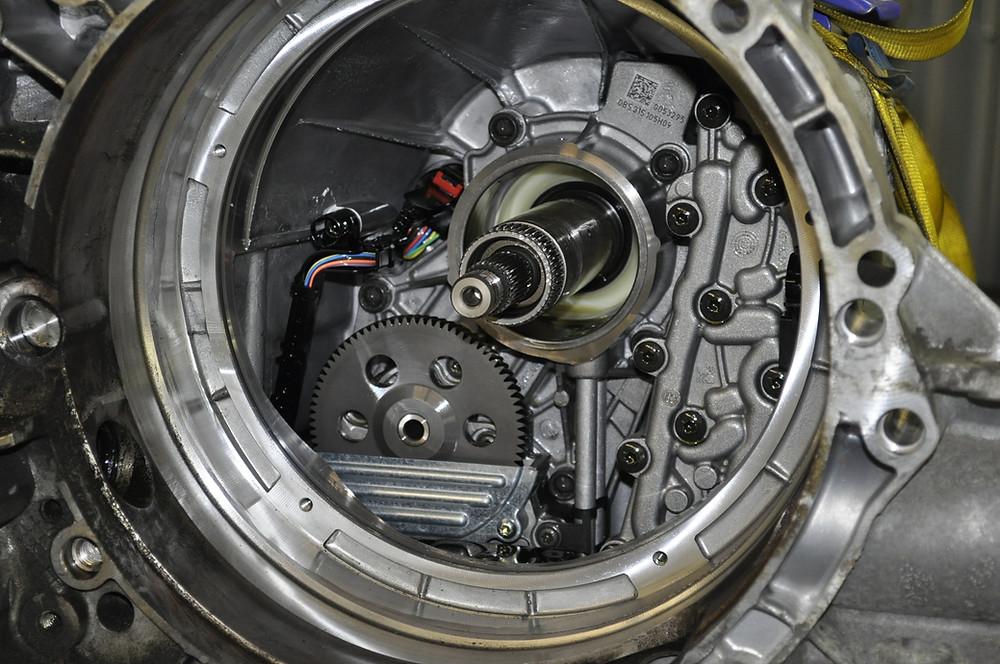 AUDI A7 S-Tronic Fehler, Reparatur, Revision