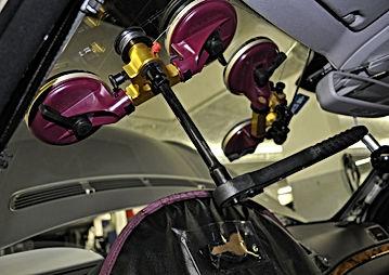 Frontscheibe erneuern garage mobilhotz a
