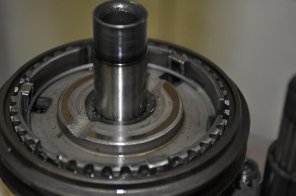 VW Golf V Getriebe reparieren