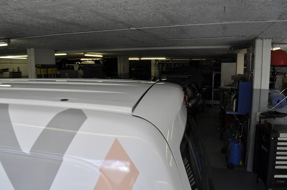 Carrosserie Nissan Zürich