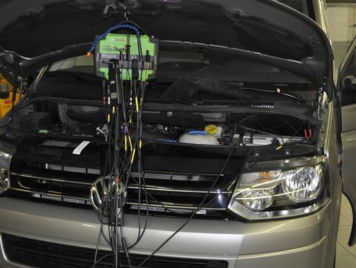 VW T5 Störung Kühlmittelpumpe beheben, VW T5 Multivan, California, Fehler Zusatzkühlmittelpumpe Stör