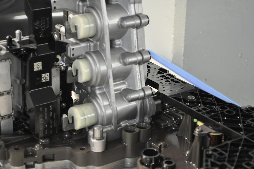 AUDI Q5 / SQ5 8R Mechatronik reparieren