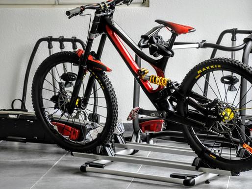 Fahrradträger für die Anhängerkupplung & Heckklappe VW T6 California | Fertig montiert und erklärt