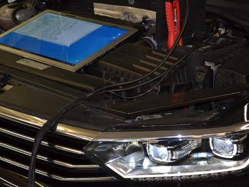 VW Passat B8 Video in Motion VIM freischalten, Video während der Fahrt freischalten. CHF 150.-