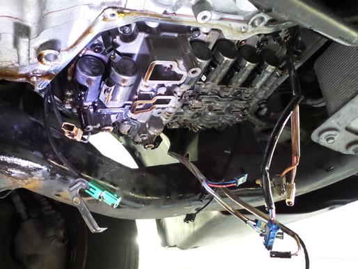 VW T5 Automatikgetriebe Revision, Schaltschieberkasten Revision, Volkswagen T5 Getrieberevision / Ge