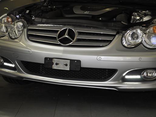 Mercedes Modelle: LED Tagfahrleuchten nachrüsten