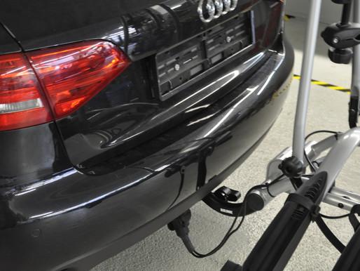 Audi A4 Anhängerkupplung nachrüsten, Zugvorrichtung nachrüsten | einbauen